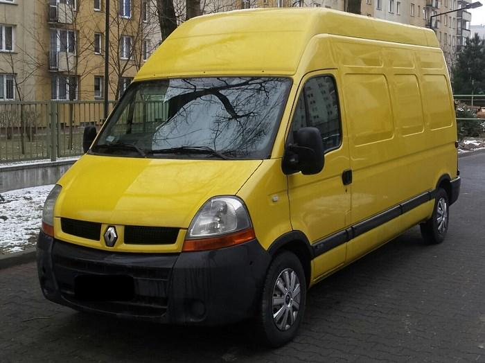Renault Master - taxi, transport - Tomtrans